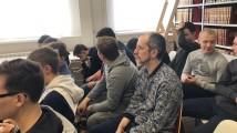 Встреча с молодыми писателями-поэтами